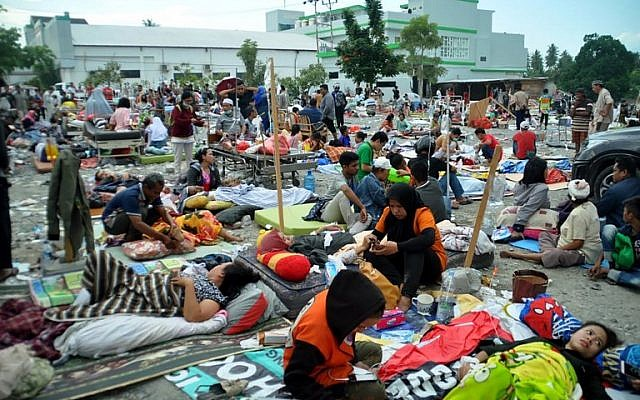 Image result for indonesia tsunami 2018