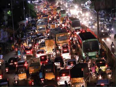 bus traffic in night at chennai க்கான பட முடிவு
