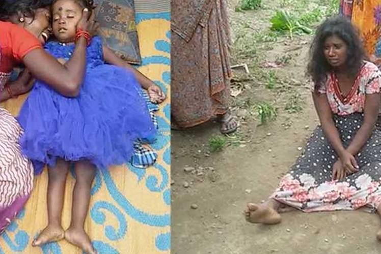 3 வயது குழந்தையை காலால் மிதித்தே கொன்ற கொடூர தாயார்: வெளியான பகீர் காரணம்