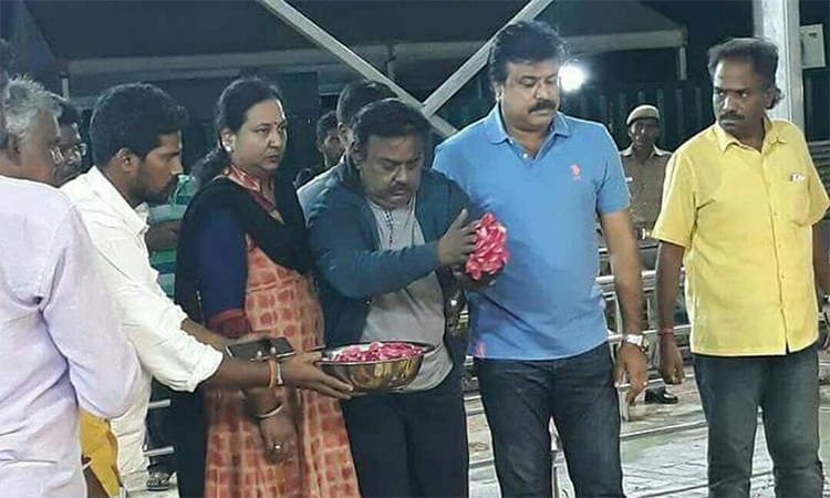 Image result for vijayakanth health issue