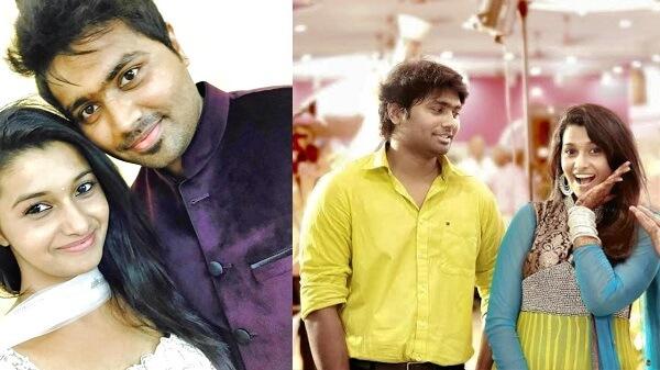 priya shankar with lover க்கான பட முடிவு