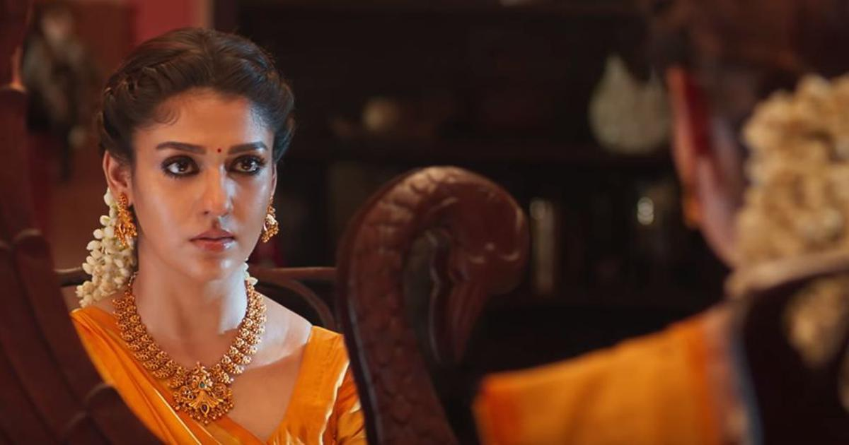 Image result for nayanthara airaa