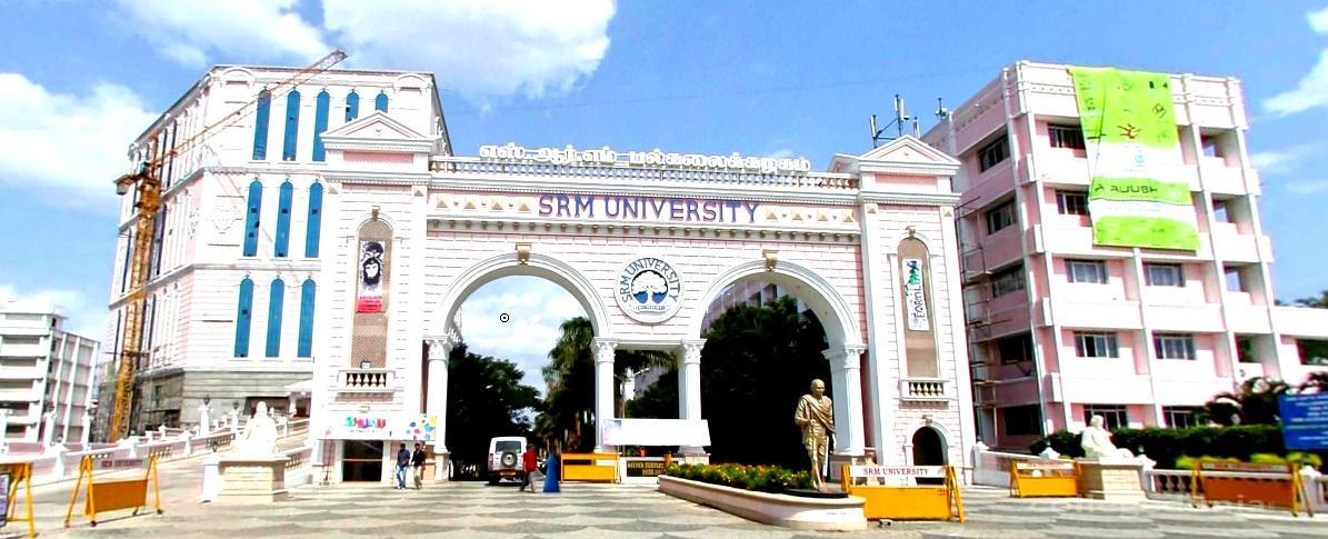 srm university க்கான பட முடிவு