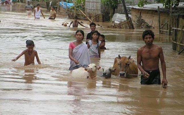 assam flood க்கான பட முடிவு