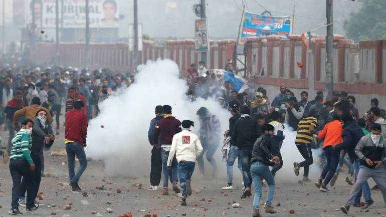delhi students protest against citizenship act க்கான பட முடிவு