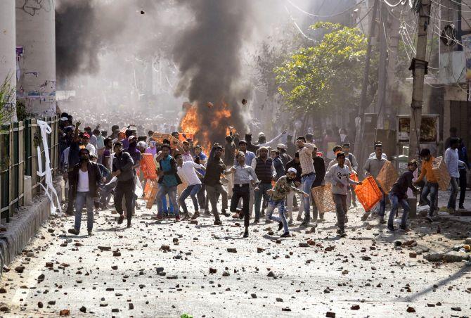 delhi violenceக்கான பட முடிவுகள்
