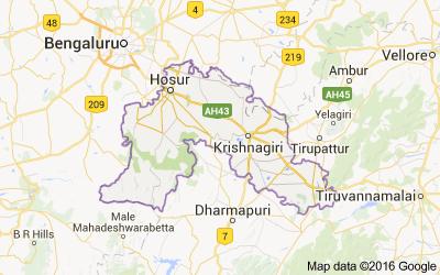 Krishnagiri District Population Religion - Tamil Nadu, Krishnagiri ...