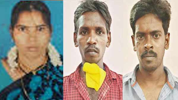 lockdown crime: vellore rowdy murdered and two arrested