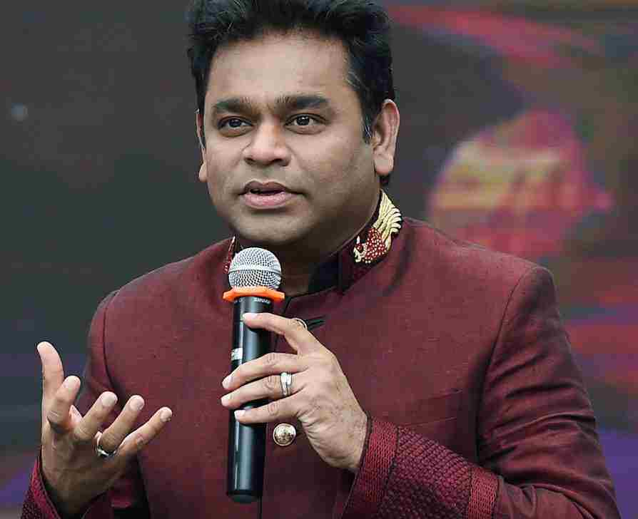 AR Rahman was 'starving' to look thin a day before his Oscar win ...
