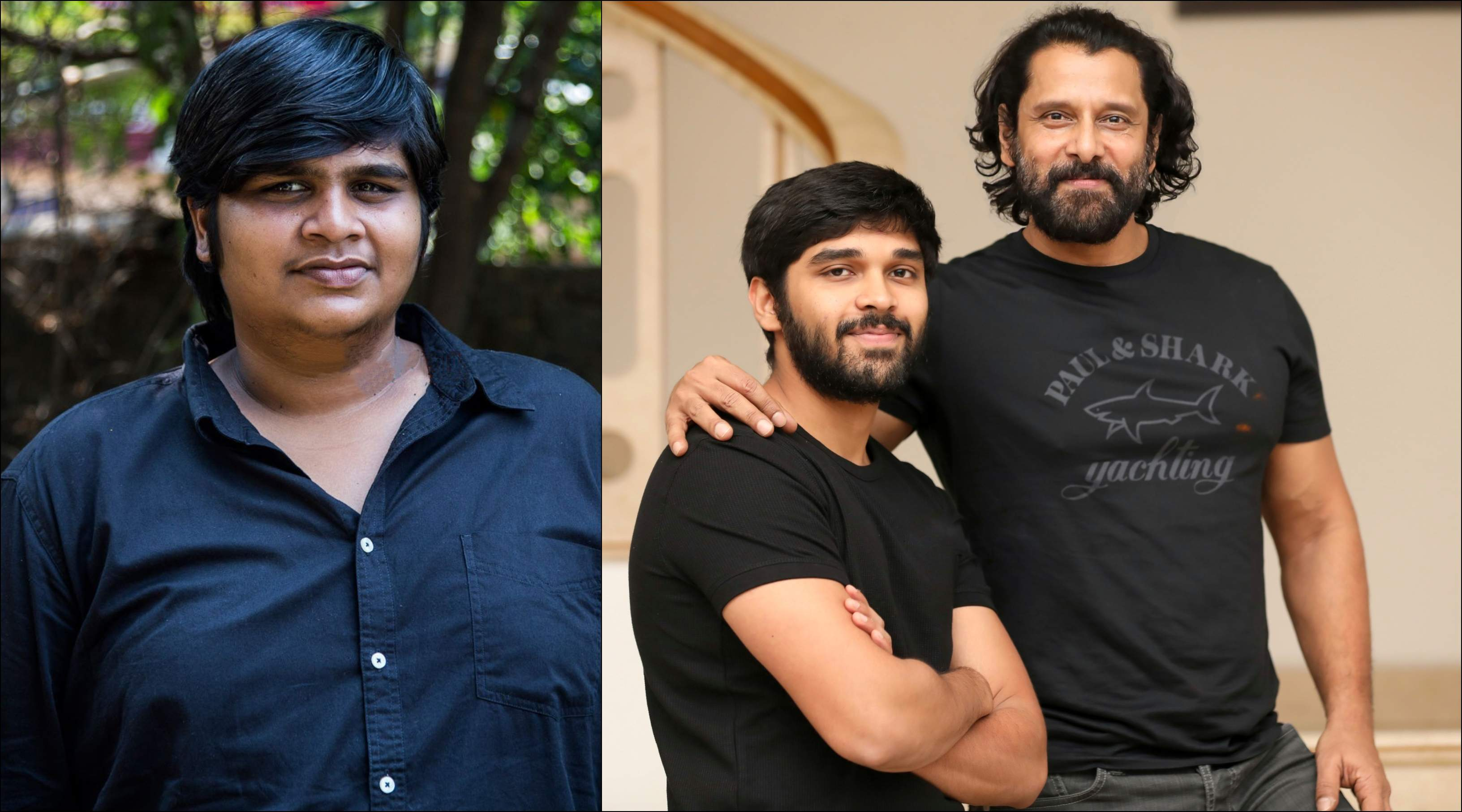 Vikram and Dhruv Vikram team up for Karthik Subbaraj's next ...