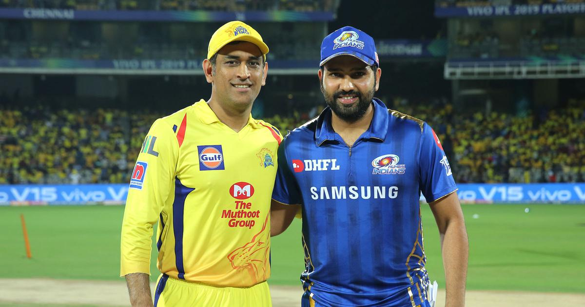 The big fight: Here's a look at all the Mumbai Indians vs Chennai Super  Kings IPL finals