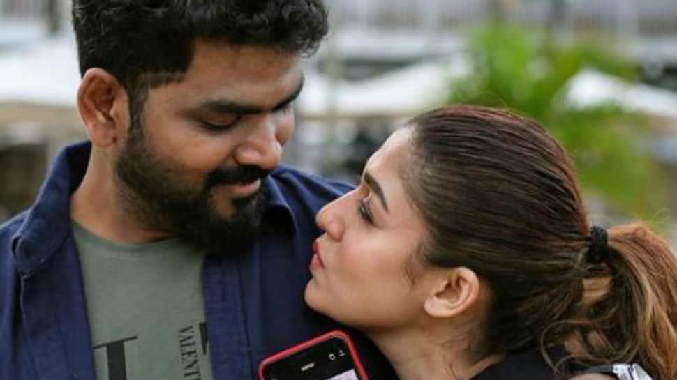 Trending: Vignesh Shivan's mushy message for Nayanthara sends the internet  into meltdown | Regional News | Zee News