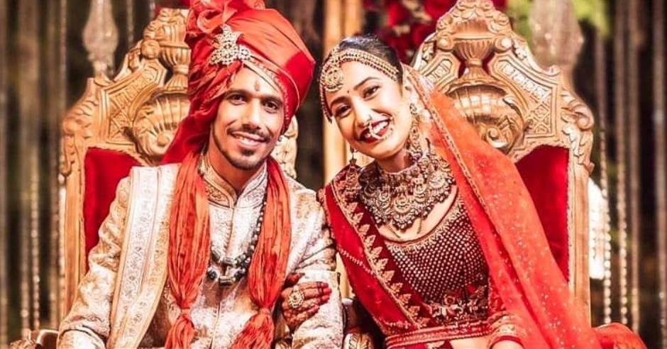 Shikhar Dhawan and Dhanashree Verma dance video goes viral