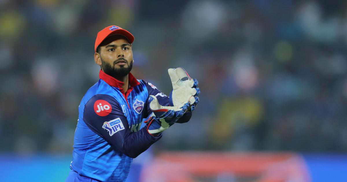 Rishabh Pant admits World Cup exclusion was running through his mind after  guiding DC to victory
