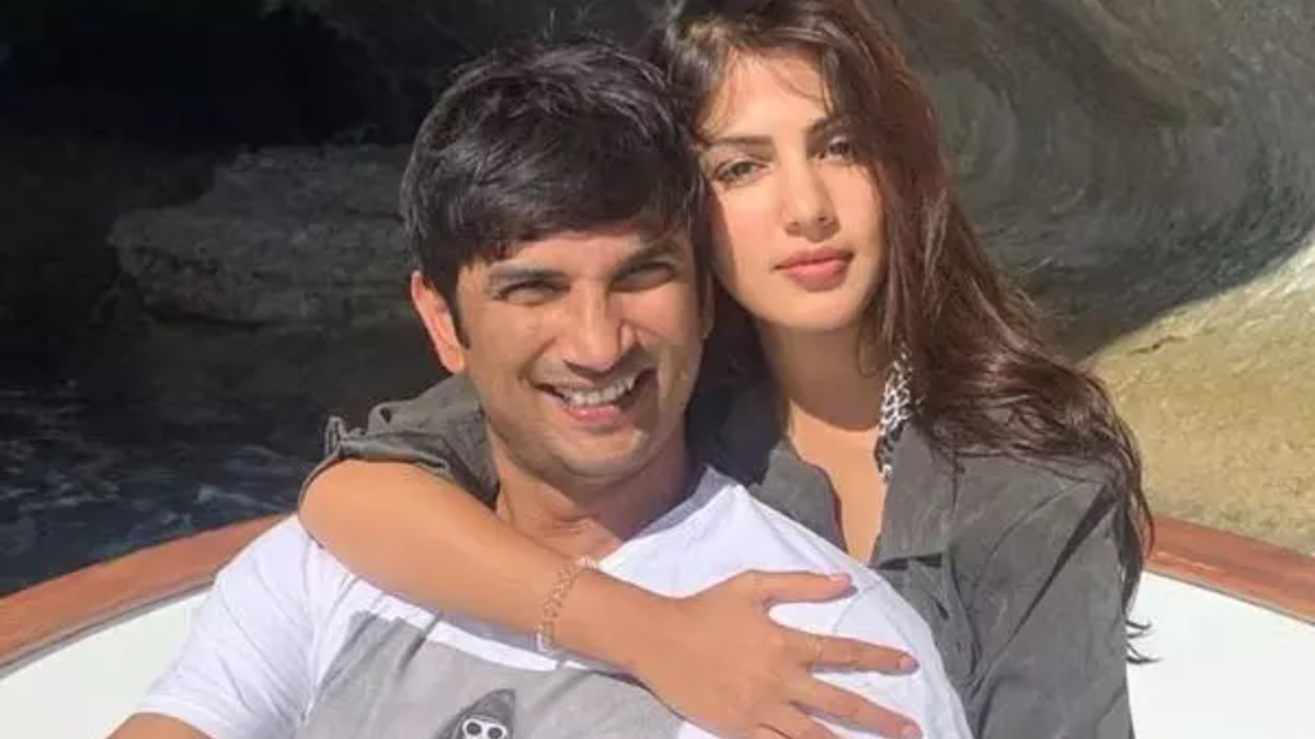Rhea Chakraborty on relationship rumours with Sushant Singh Rajput: I'm  unfazed by it   Celebrities News – India TV