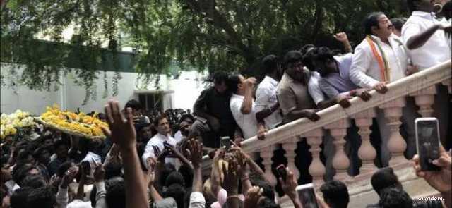 ragul in rajaji hall க்கான பட முடிவு