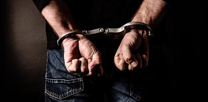 arrested க்கான பட முடிவு
