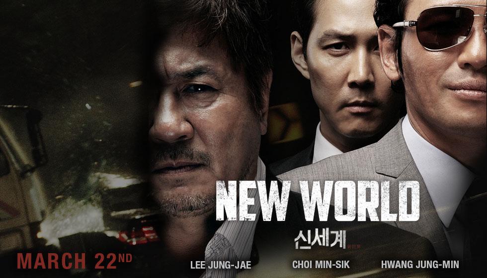 Image result for new world korean movie
