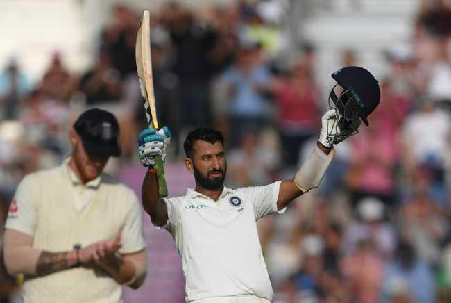 Amidst the carnage at the other end, Pujara, who was dropped on 50, went on to bring up his century, adding vital runs with the tail of Ishant and Bumrah od 32 and 46 runs respectively before India were bowled out for 273.