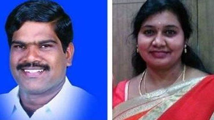 DMK executive beauty parlor girl attacks...illegal love