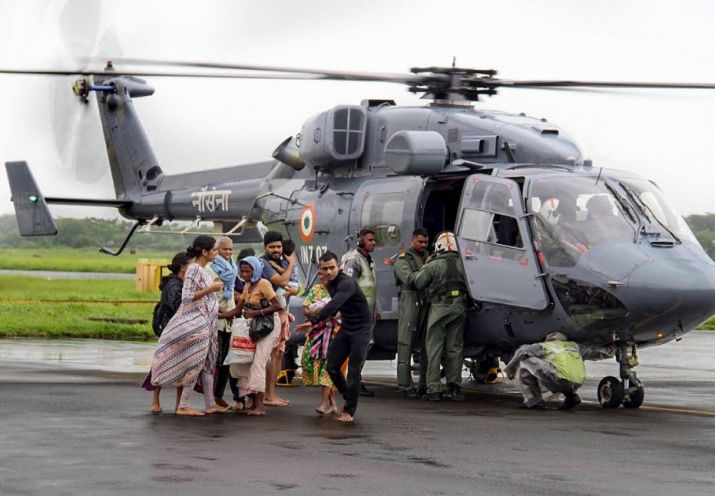 rescue in kerala helicopter க்கான பட முடிவு
