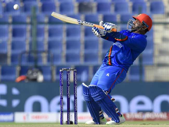 Mohammad Shahzad started off on a usual note before perishing for 34.