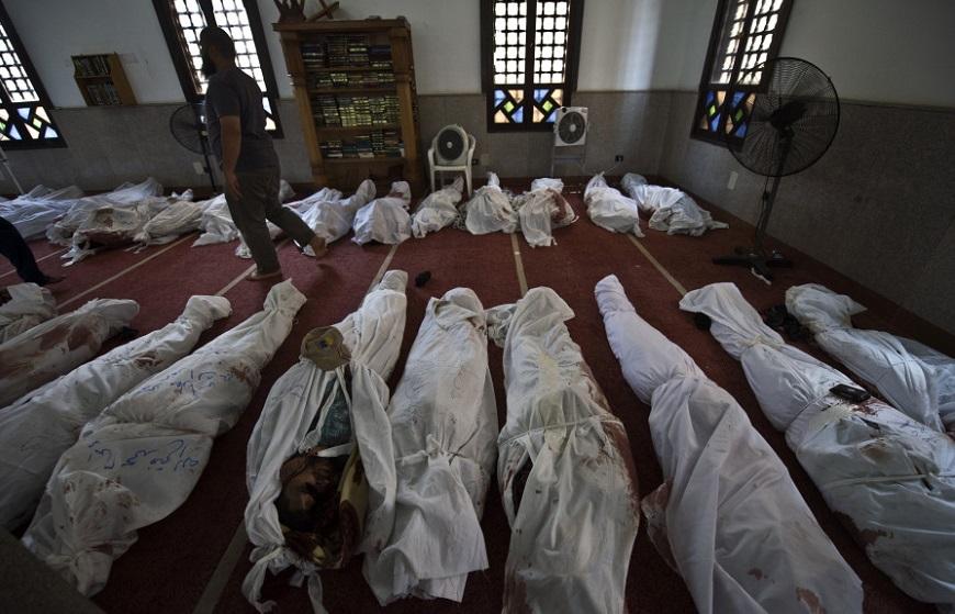 எகிப்தில் கலவரத்தில் ஈடுபட்ட 75 பேருக்கு மரண தண்டனை விதிப்பு க்கான பட முடிவு