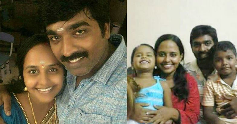 Image result for actor vijay sethupathi family photos