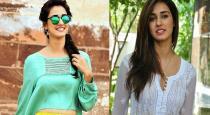 Actress disha bathani hot photos