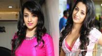 Actress thrisha childhood photos goes viral