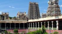 Bomb threatened in meenatchi amman temple