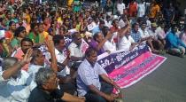 Salary stopped for all govt employees