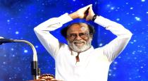 Rajini talk about politics
