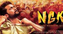 worlds largest cutout of surya for NGK