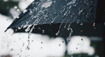 Chennai and Tamilnadu rain updates