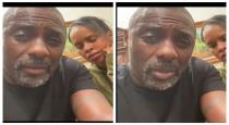 English actor idris elba attacked by covid19