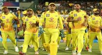 csk bad position in ipl t20 points table