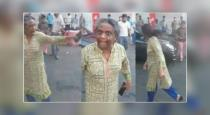 chennai-lawyer-women-scolding-the-police-during-lockdow
