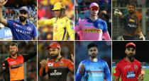 Ipl captains salary details