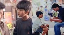 Thirumalai movie child actor udhay raj current photo