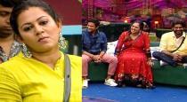 Bigg boss archana met jiththan ramesh and nisha