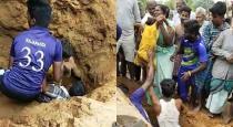 vilupuram-girl-fall-into-10-feet-pit