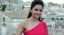 Actress rakul preeth singh new hot photos