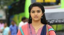 actress-keerthi-suresh-without-makeup-temple-visit-phot