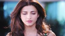 Actress shruthi hashan said who is her favorite hero