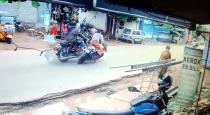 Kanyakumai bike accident viral video
