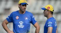 Hazelwood exit is biggest setback for csk says fleming