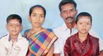 Father killed sons in madurai
