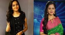 Sun tv anitha sampath 10 year challenge photo goes viral