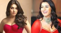 Actress hanshika latest slim look photo goes viral